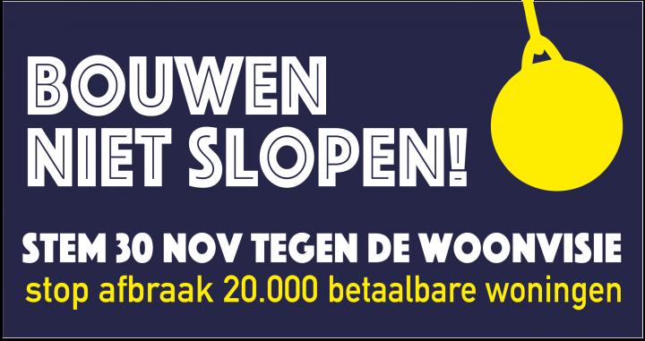 woonvisie referendum rotterdam